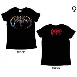 Obituary - T-Shirt de Mulher - Bat