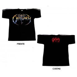 Obituary - T-Shirt - Bat