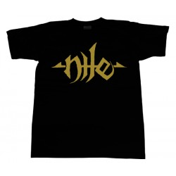 Nile - T-Shirt - Logo