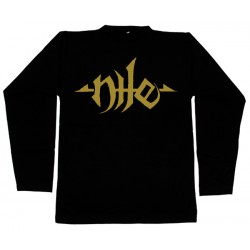 Nile - Long Sleeve - Logo