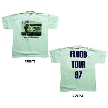 Flood - T-Shirt - Necesito Un Amigo