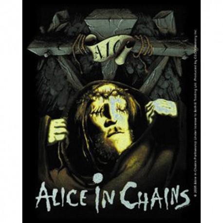 Alice in Chains - Autocolante - Cross