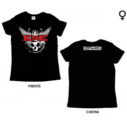Killswitch Engage - T-Shirt de Mulher - Logo