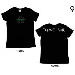 Dream Theater - T-Shirt de Mulher - Logo