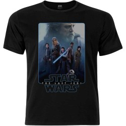 Star Wars - T-Shirt - The Force Composite