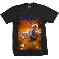 Star Wars - T-Shirt - BB-8