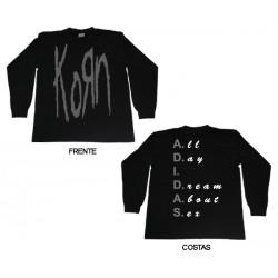 Korn - Long Sleeve - A.D.I.D.A.S