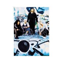 Korn - Autocolante - 8 Ball