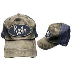 Korn - Chapéu - Logo
