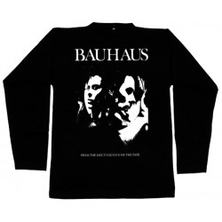 Bauhaus - Long Sleeve - Press the Eject...