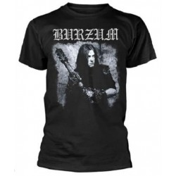 Burzum - T-Shirt - Anthology