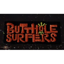 Butthole Surfers - Patch - Logo