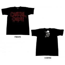 Cannibal Corpse - T-Shirt - Logo