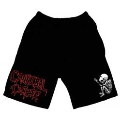 Cannibal Corpse - Calção - Logo