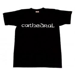Cathedral - T-Shirt - Logo