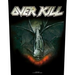 Overkill - Patch Grande - For those who bleed