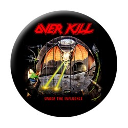 Overkill - Crachá - Under the Influence