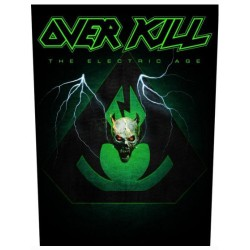 Overkill - Patch - Electric age
