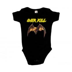 Overkill - Body de Bebé - Logo