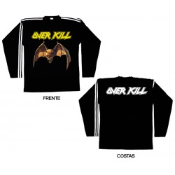 Overkill - Long Sleeve - Logo