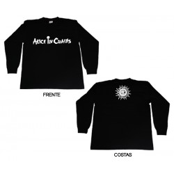 Alice in Chains - Long Sleeve - Logo