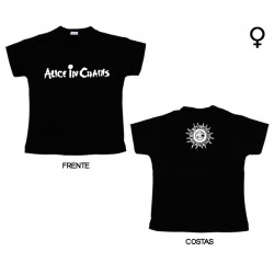 Alice in Chains - T-Shirt de Mulher - Logo