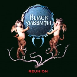 Black Sabbath - Autocolante - Reunion
