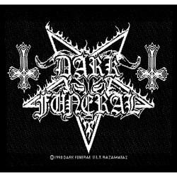 Dark Funeral - Patch - Logo