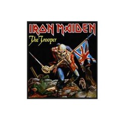 Iron Maiden - Patch - The Trooper