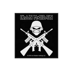 Iron Maiden - Patch - A Matter of Life and Death