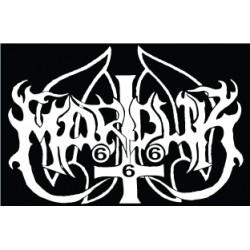 Marduk - Autocolante - Logo