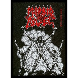 Morbid Angel - Patch - Altars of Crucifixion
