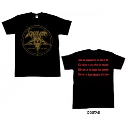 Venom - T-Shirt - Hell