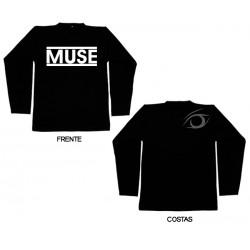 Muse - Long Sleeve - Logo