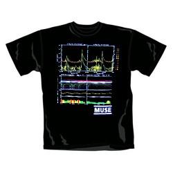 Muse - T-Shirt - Flux