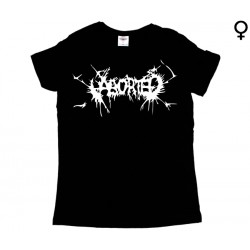 Aborted - T-Shirt de Mulher - Logo