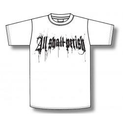 All Shall Perish - T-Shirt - Logo