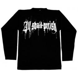 All Shall Perish - Long Sleeve - Logo