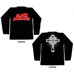 Black Sabbath - Long Sleeve - Logo