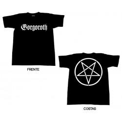 Gorgoroth - T-Shirt - Logo