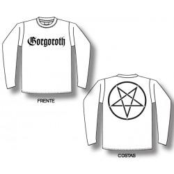 Gorgoroth - Long Sleeve - Logo