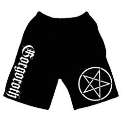 Gorgoroth - Calção - Logo