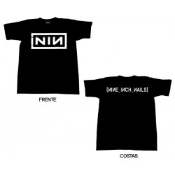 Nine Inch Nails - T-Shirt - Logo
