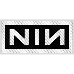 Nine Inch Nails - Patch - Logo