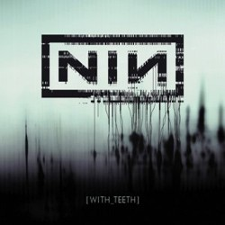 Nine Inch Nails - Autocolante - With Teeth