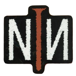 Nine Inch Nails - Autocolante - Logo Nail