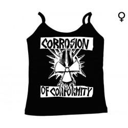 Corrosion Of Conformity - Top de Mulher - Logo