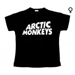 Arctic Monkeys - T-Shirt de Mulher - Logo