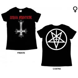 Dark Funeral - T-Shirt de Mulher - Cross