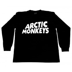 Arctic Monkeys - Long Sleeve - Logo